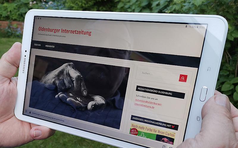 Oldenburger Internetzeitung kostenlos mobil lesen